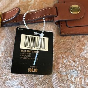 Frye Accessories Leather Luggage Tag New Poshmark